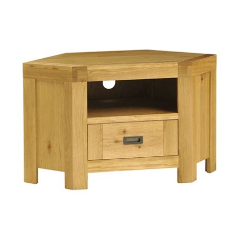 small corner tv cabinet wycombe oak small corner tv cabinet with 1 drawer up to