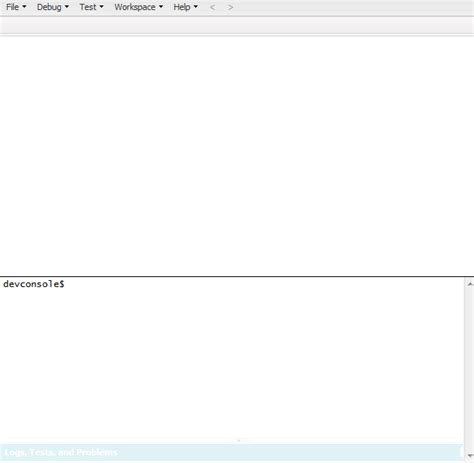 Developers Console by Can T See Logs In Developer Console Salesforce Stack