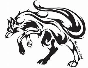 Cool Tribal Fox Designs To Draw - Cliparts.co
