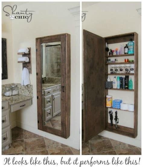 bathroom storage ideas diy diy clever storage ideas 15 bathroom organization and