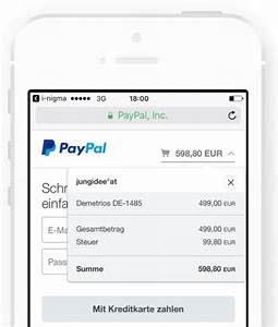 Paypal Freunde Funktion : mobile shopping mit qr codes qr1 at ~ Eleganceandgraceweddings.com Haus und Dekorationen