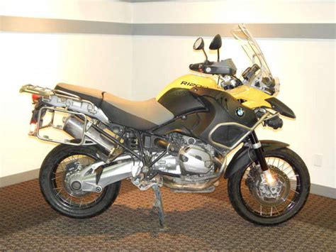 Buy 2010 Bmw R 1200 Gs Adventure Dirt Bike On 2040motos
