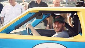 Talladega gives memorable farewell gift to Dale Jr ...