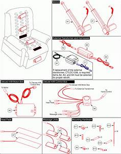 Pride Lift Chair Parts Diagram