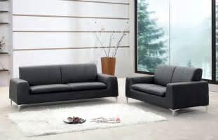 Contemporary Sofas Furniture by Jm Tribeca Modern Leather Sofa Jm Tribeca 900 00