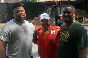 Breyon and Brandon Gaddy can both help Maryland football ...