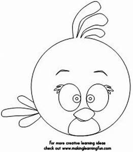 pink birds Colouring Pages
