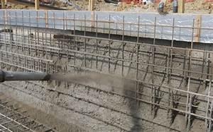prix d39une piscine en beton cout de construction With piscine en beton projete