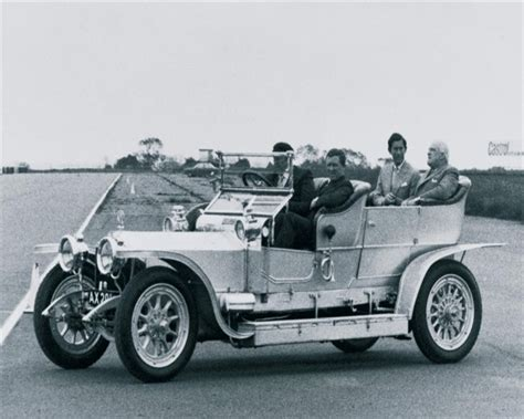When Was Rolls Royce Founded by Historical Facts And Events On 15th March This Day In