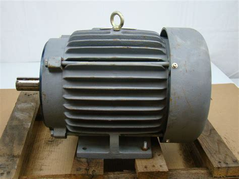 General Electric Motors by General Electric 7 5 Hp Electric Motor 230 460v