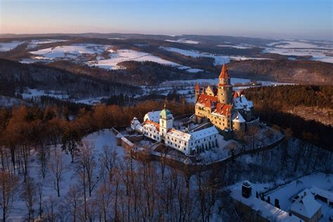 20 Most Beautiful Castles In The Czech Republic Road Affair