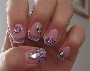 Nail designs with diamonds nailspedia