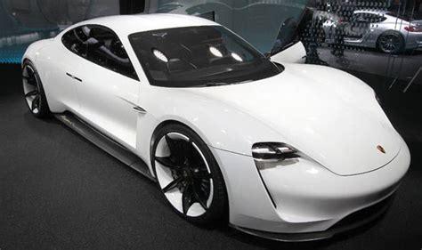 porsche  introduce  electric supercar cars life