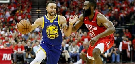 NBA Golden State Warriors vs Houston Rockets Game 6 ...