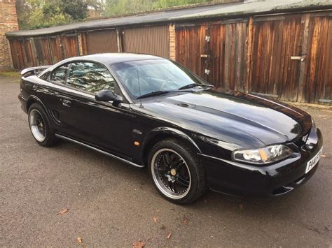 1997 Ford Mustang GT 4.6 V8 Auto SN95 For Sale | Car And ...