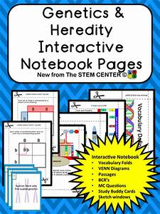 Life Science: Interactive Notebook Bundle by stemcenter ...