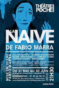 Theatre Poche Montparnasse : la naive th tre de poche montparnasse ~ Nature-et-papiers.com Idées de Décoration