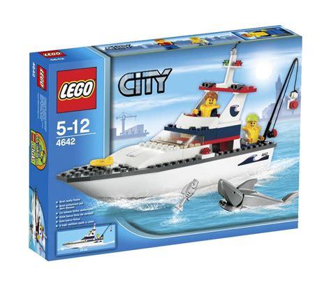 Fishing Boat Lego Set by Repubblick Lego Set Database 4642 Fishing Boat