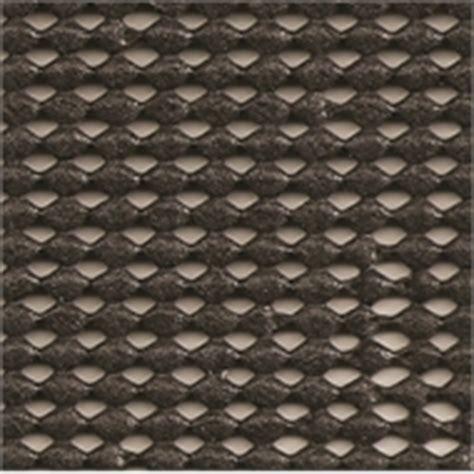 polytuf 50 x 50cm solid black foam mats 4 pack