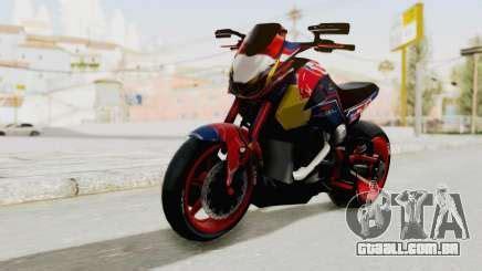 Scoopyi Modified by Motos Para Gta San Andreas