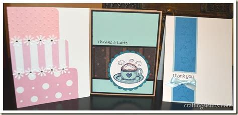 crafting sisters cards card craft  cards