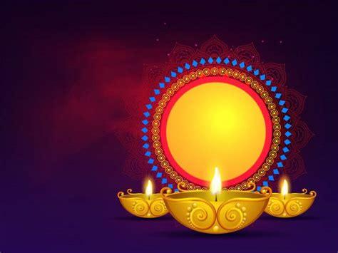 illuminated golden oil lamps  vintage circular frame