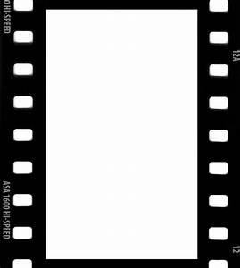 Film strip picture borders free templates downloadable for Film strip picture template