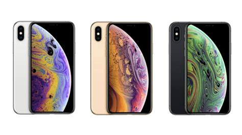 iphone xs colours apple goes luxe with the iphone xs and