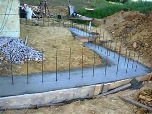 Fundament Für Terrasse : terrasse ~ Yasmunasinghe.com Haus und Dekorationen