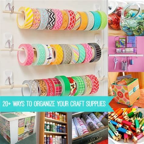 20+ Ways To Organize Your Craft Supplies  Diycandycom. Nottingham Painters And Decorators. Church Nursery Decorating Ideas. Clear Dining Room Chairs. Glow In The Dark Party Decorations. Interior Decorators Near Me. Dining Room Mirror Decorating Ideas. Restaurant Decorating Ideas. Home Goods Decorative Pillows