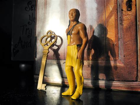 Indian And Cupboard by The Indian In The Cupboard Collectable Figure Trinketeer