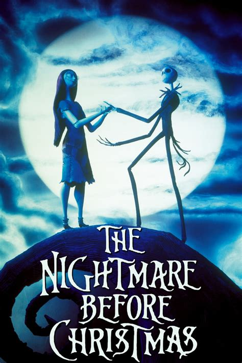 The Nightmare Before Christmas (1993)  Posters — The