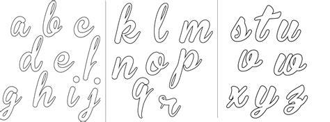 7 moldes de letras em gratuitos ideias incr 237 veis para se inspirar