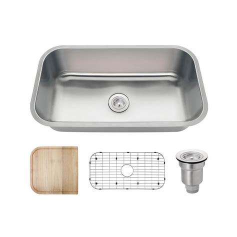 c tech sinks distributors ipt sink company undermount 32 in 16 gauge stainless