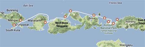 indonesia sailing cruises ombak putih island hopping