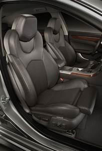 Cadillac Cts Recaro Seats Photo Gallery
