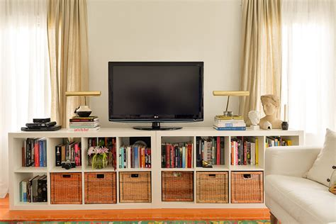 entertainment center ikea living room eclectic with