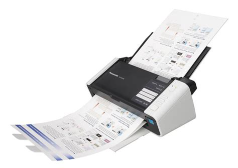 panasonic kv s1015c scanner de documents recto verso rapide et fiable avec d 233 tection de