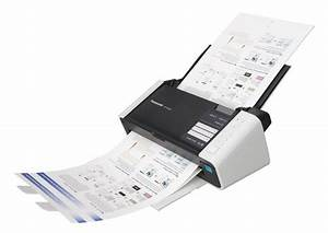 Panasonic kv s1015c scanner de documents recto verso for Scanner documents rapide