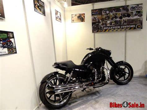 Bike Remodeling Photos by Bulleteer Customs Karnataka Bikes4sale