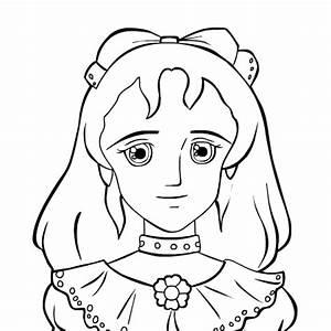20 Dessins De Coloriage Princesse En Ligne Imprimer
