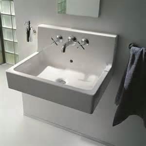 duravit vero wall mount sink roman bath