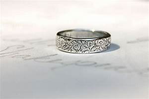 silver wedding rings for women designed more uniquely With womens silver wedding rings