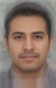 World of Facial Averages: z3000