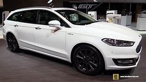 Ford Mondeo Vignale 2017 : 2016 ford mondeo vignale wagon exterior and interior walkaround 2016 geneva motor show youtube ~ Dallasstarsshop.com Idées de Décoration