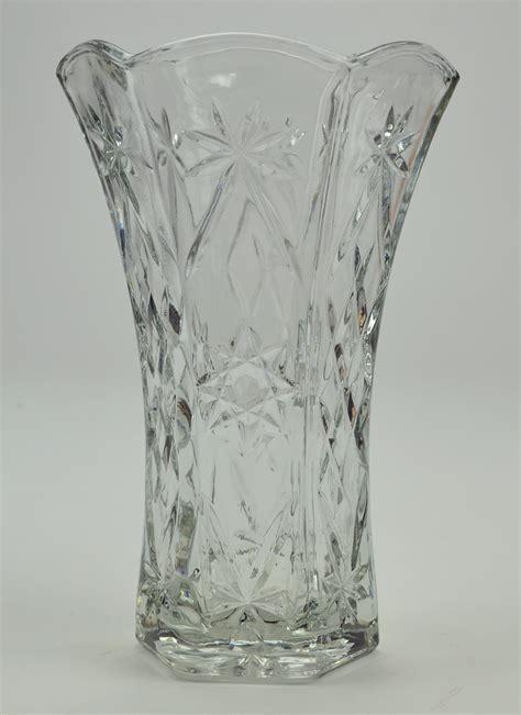 vintage clear glass vases home design ideas