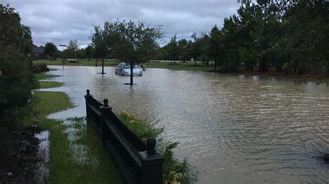 woodlands residents file lawsuit  harvey flooding