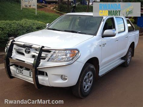 Used Toyota Truck 2008 2008 Toyota Hilux Double Cabin