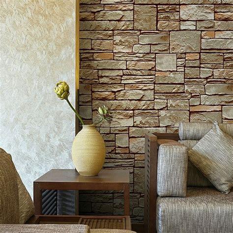 Kreativ Wohnzimmer Ideen Wandgestaltung Stein 93 Ideen Zur Wandgestaltung Mit Holz Stein Tapete Und Mehr