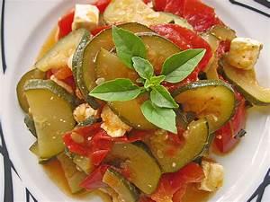 Zucchini Tomaten Gemüse : tomaten zucchini pfanne mit feta mein kochbuch ~ Whattoseeinmadrid.com Haus und Dekorationen
